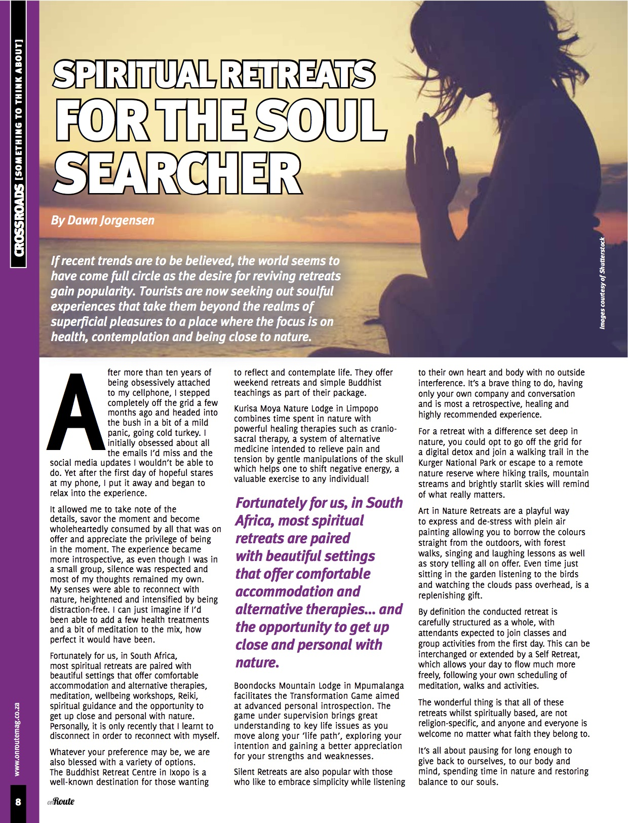Spiritual Retreats for the Soul Searcher  | The Incidental
