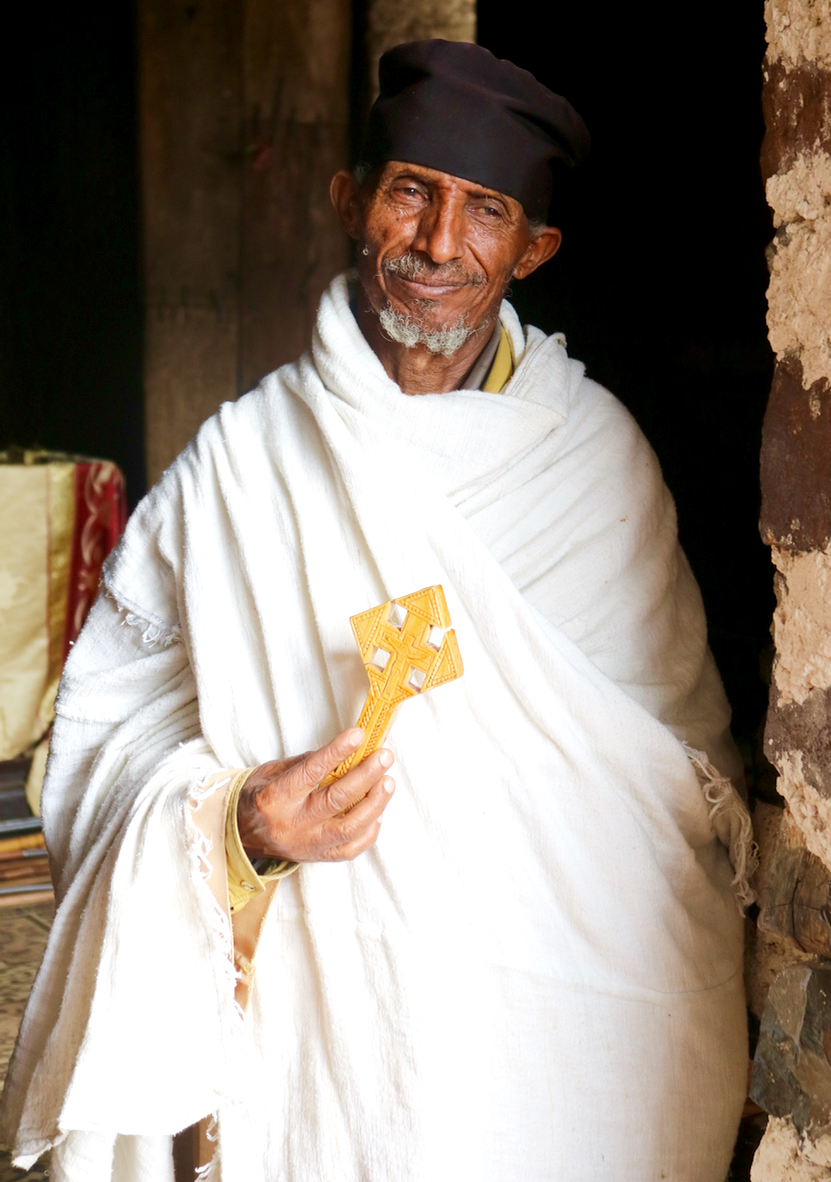 Gondar in Ethiopia  A place of impressive Castles and