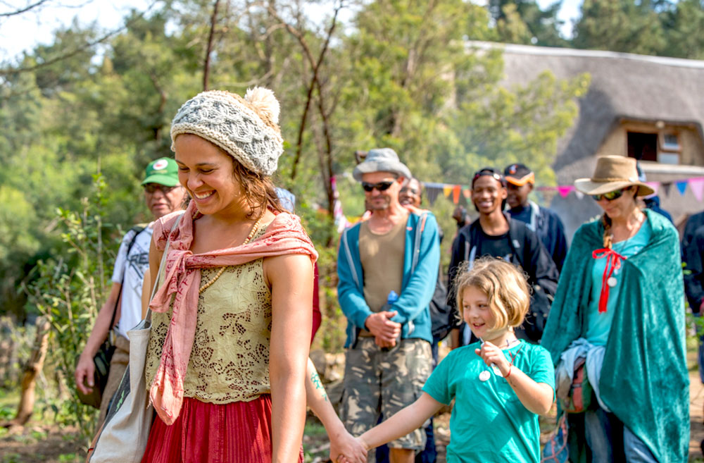 Francois Illas New Tradition: Greenpop. Hogsback Gears Up For Reforestation And