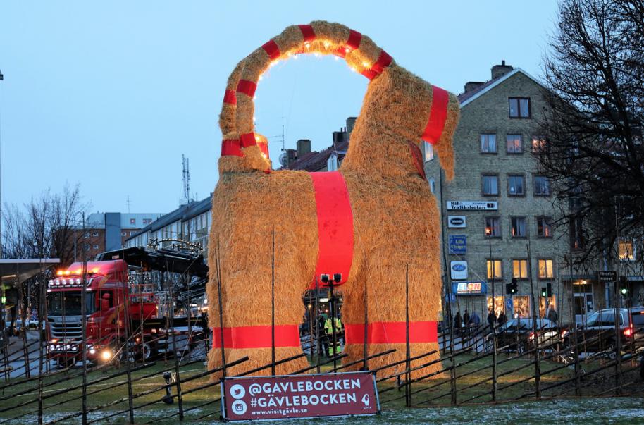 Scandinavia Gävlebocken
