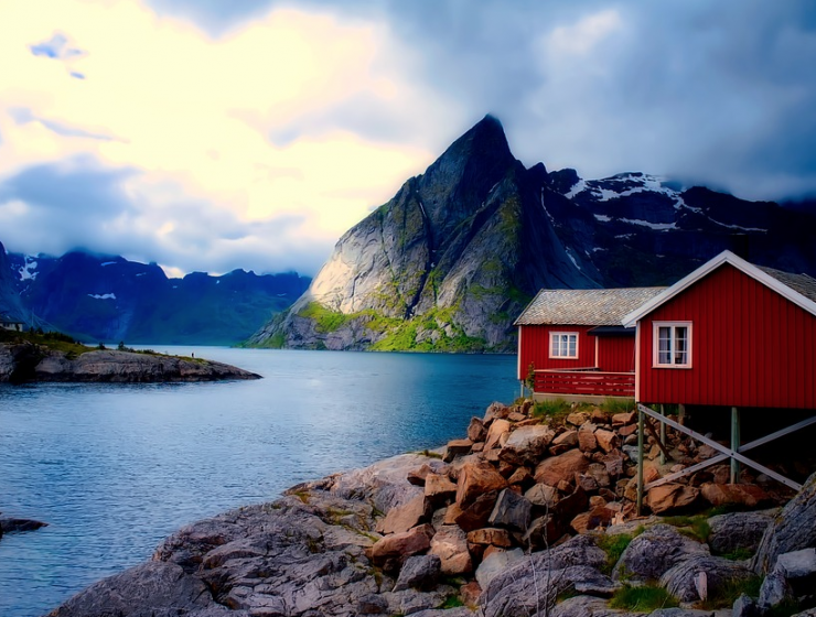 Scandinavia Norway