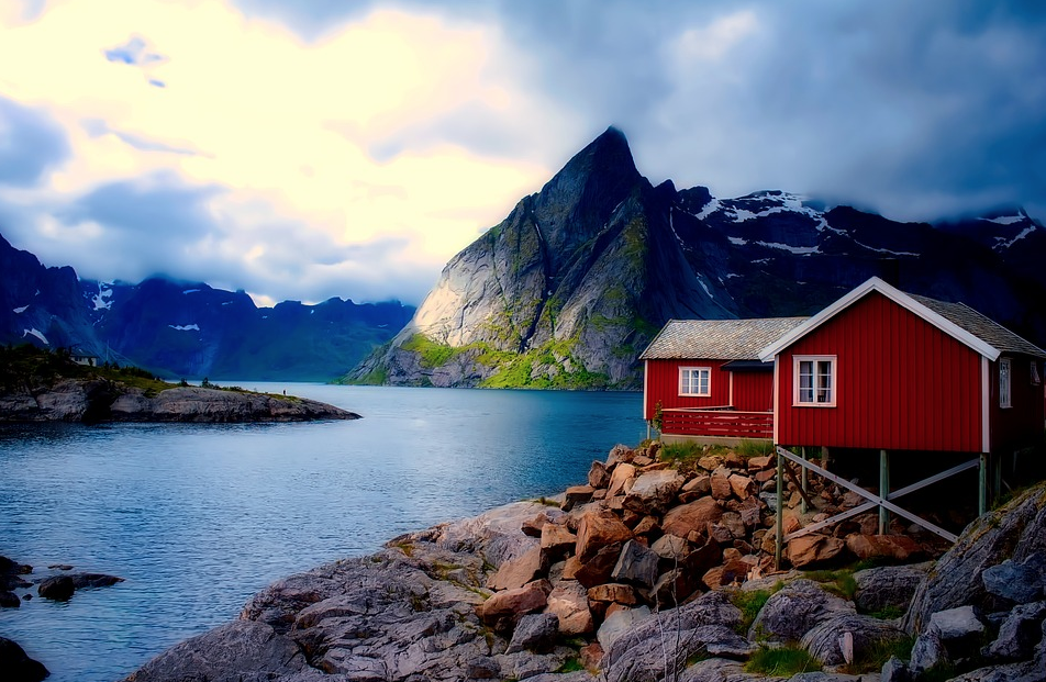 Scandinavia Norway