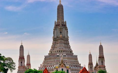 Thailand Temples Wat Arun
