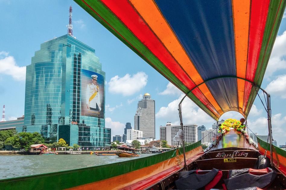 Cruising Bangkok's Canals