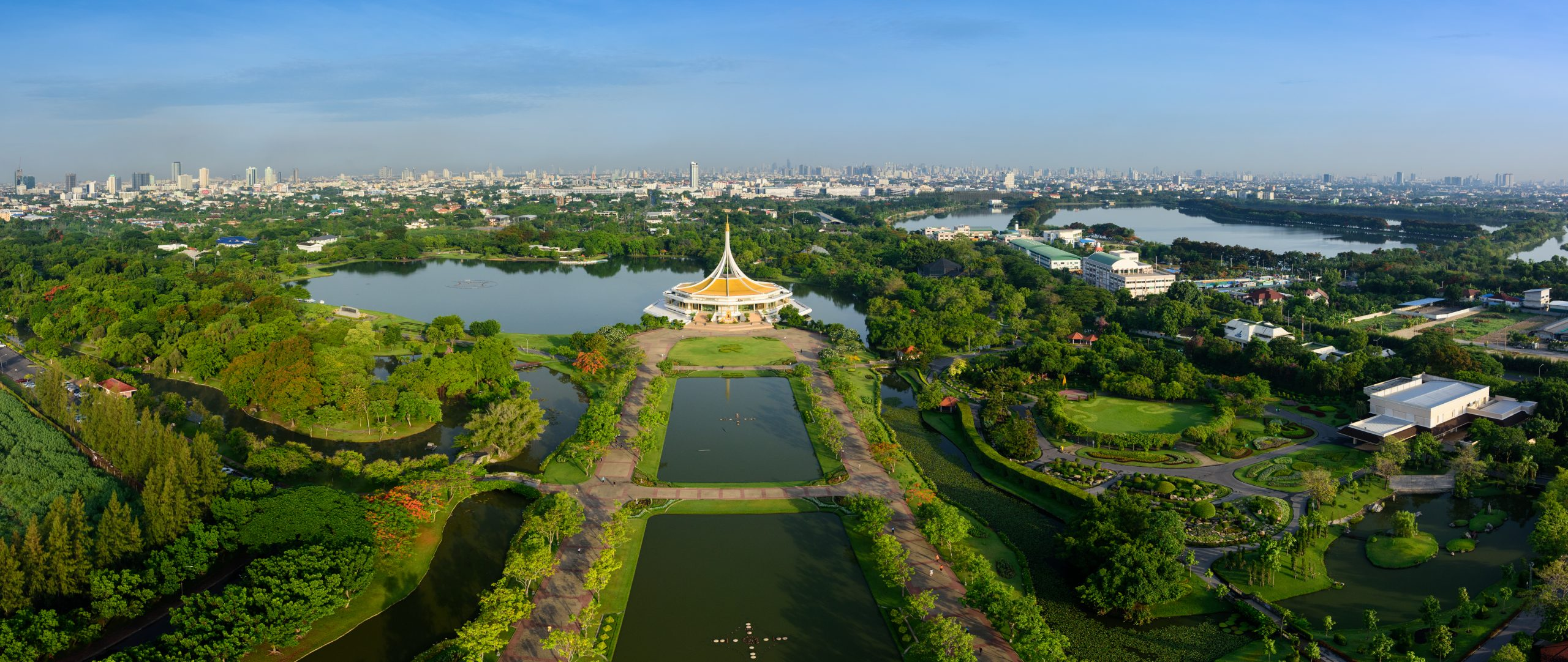 Bangkok Green Spaces
